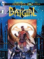 蝙蝠女郎batgirl